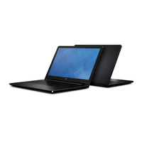 Laptop DELL Inspiron 15 3000 (3558) Black