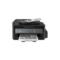 Epson M200, Copier/Printer/Scanner, A4, ADF, iPrint, Ethernet, 34 pg/min, CiSS, print: 1440x720, scan: 1200x2400, USB2.0