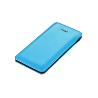 Power Bank F&D Slice T2, 8000 mAh, Blue