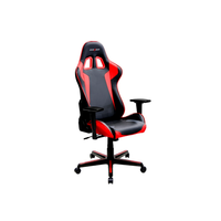 DXRacer  Formula OH/FH00/NR,Gamer weight 91kg / height 175cm, PU Cover-Black/Black/Red,Gas Lift 4 Class,Tilt Mech-Angle 135*