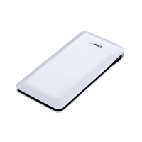 Power Bank F&D Slice T2, 8000 mAh, White
