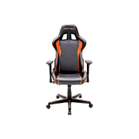 DXRacer Formula OH/FH08/NO, Gamer weight 91kg / height 175cm,PU Cover-Black/Black/Orange, Gas Lift 4 Class, Tilt Mech-Angle 135*