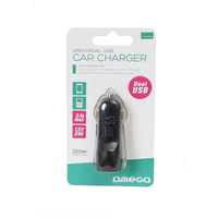 Omega OUCC2B3 Сar charger