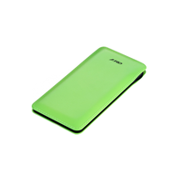 Power Bank F&D Slice T1, 6000 mAh, Green