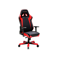 DXRacer Sentinel OH/SJ00/NR, Gamer weight 159kg / height 195cm,PU Cover - Black/Black/Red, Gas Lift 4Class,Tilt Mech-Angle 120*