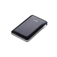 Power Bank F&D Slice T1, 6000 mAh, Black