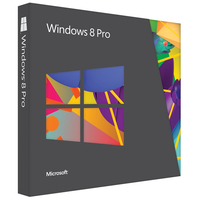 Windows Pro 8 64Bit Eng Intl 1pk DSP OEI DVD