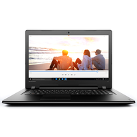 Laptop Lenovo IdeaPad 300-17ISK Black