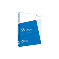 Outlook 2013 32-bit/x64 English DVD