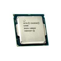 Processor Intel  Celeron G3900, 2.8GHz, Socket 1151