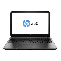 Laptop HP Compaq 250 G5 Black