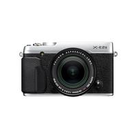 """Fujifilm X-E2s Silver/XF18-55mm kit 16Mpix, JPEG (Exif Ver 2.3), RAW+JPEG, WiFi, 3.0"""" LCD 1040K + OVF"""