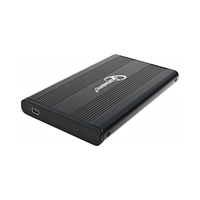 Gembird EE2-U2S-5, External enclosure for 2.5'' SATA HDD