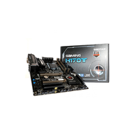 Motherboard Biostar GAMING H170T S1151 iH170