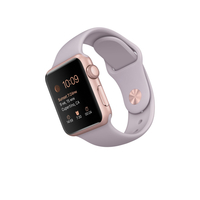 Apple Watch, Sport Band, 38mm Sport, RoseGold