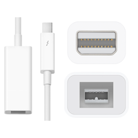 Apple Thunderbolt to FireWire Adapter, Model A1463 (MD464ZM/A)