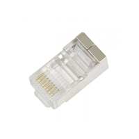 Connector RJ-45 8P8C cat.5 (100pcs)