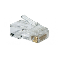 Connector RJ-45 cat.5, Long Type