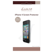 LUXA2 HC2 LHA0017 ScreenProtector for iPhone4, HardCoating, Anti-Reflection, Anti-Scratch