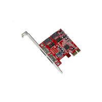 Контроллер Bestek EPE-3132 eSATA + 2-SATA Controller Card, SIL3132, PCI-Ex1