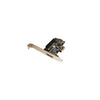 Контроллер Bestek EPE-JMB363-1 eSATA + SATA + IDE Controller Card, SIL3132, PCI-Ex1