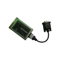 Контроллер Bestek PCM-RS232-1P-OXCF RS-232 Serial COM-port, OXCF/950, PCMCIA