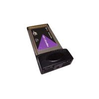 Контроллер Bestek PCM-USB-4P-NEC  USB-2.0 Host Controller Card, NEC720101, 4-port, PCMCIA