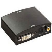 EHCD-0101 DVI+OpticalAudio+CoaxialAudio, w/o PowerAdapter->Converter HDMI