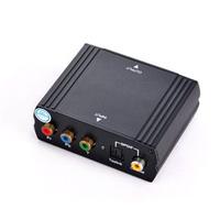 EHCO-0101  Converter YPbPr+CoaxialAudio -> HDMI, w/o PowerAdapter