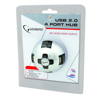 HUB Gembird UHB-CT04 Semi-Sphere USB-2.0 4Port