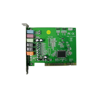Аудио карта Bestek ESC-8768 CMI8768 8-Channel, PCI