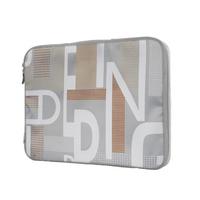 Geanta laptop G-Cube GNJD-813S Geometric Silver