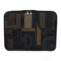 Geanta laptop G-Cube GNJD-815B2 Geometric Black