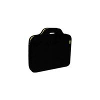 Geanta laptop G-Cube GNL-513B Neoprene Ash Black