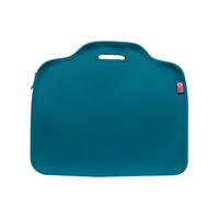 Geanta laptop G-Cube GNL-513T Neoprene Teal
