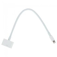 Apple lightning to 30-pin adapter 0.2m (MD824ZM/A)