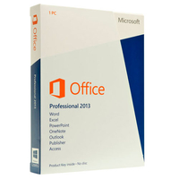 Office Pro 2013 32-bit/x64 English CEE Only EM DVD