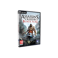 Assassins Creed 4 IV Black Flag Standard (RU) CD KEY