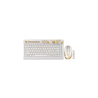 Сет клавиатура мышь G-Cube GRKSA-610SR Aloha Sunrise