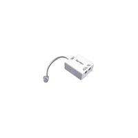 D-Link DSL-30CF/RS ADSL splitter, 1xRJ11 input and 2xRJ11 output ports