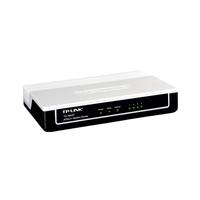 TP-Link TD-8840T  ADSL/ADSL2/ADSL2+, Trendchip, Router+Switch+Spliter