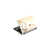 Sticker laptop G-Cube GSE-17N Enchanted Nature