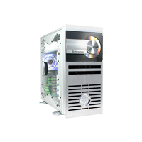 ECLIPSE VC6000SWA FullTower ATX, w/DVD-Combo, SoundLevelIndicator, Aluminium, 2-coolers, Audio&2xUSB2.0&IEEE1394, Transparent SidePanel,Thermaltake
