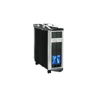 SWORDm VD500LBNA SuperTower ATX, LiquidCoolingSystem, Aluminium, 5-coolers, Audio&2xUSB2.0&IEEE1394&E-SATA, Black Thermaltake