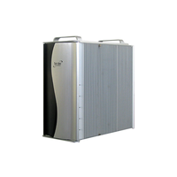 TAICHI VB5000SNA SuperTower ATX/BTX, Aluminium, 2-coolers, Audio&2xUSB2.0&IEEE1394, Silver/Black Thermaltake