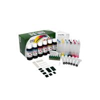 CISS ColorWay EP-R1410 BK/C/LC/M/LM/Y, Epson Stylus Photo 1410 (w/Ink, w/Cartridge+Chip)