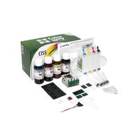 CISS ColorWay EP-T1100 BK/BK/C/M/Y, Epson T1100/T30/TX510 (w/Ink, w/Cartridge+Chip)
