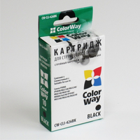 CLI-426Bk ColorWay CW-CLI-426BK