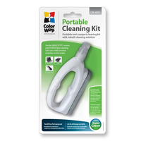 ColorWay CW-4805 LCD Screen Compact Cleaning Kit (Spray + Microfiber Cloth)