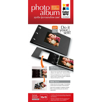 ColorWay HighGlossy Photo Album 4R, 210g, 20pcs
